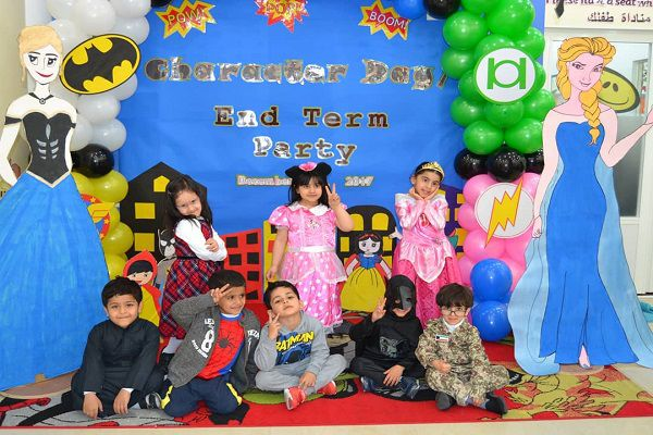 The English Playgroup School Winter Break/End-Term Party