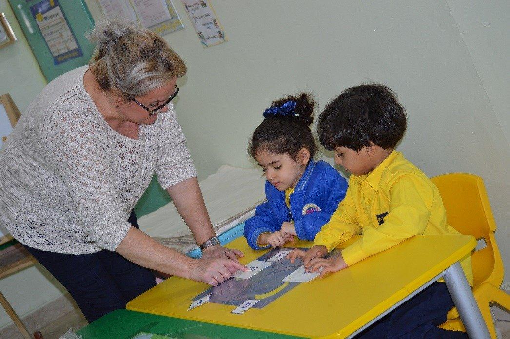 The English Playgroup School