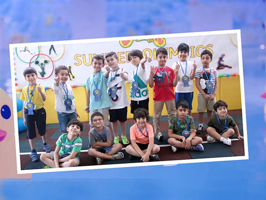 The English Playgroup School Summer Camp